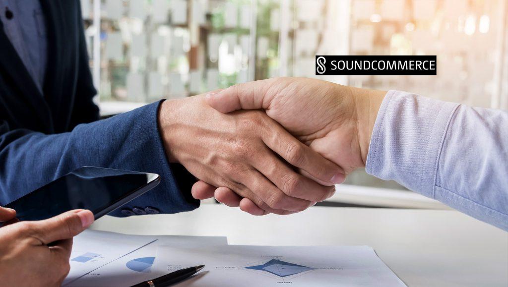 SoundCommerce Closes $6.5 Million Seed Round Led by Defy Partners