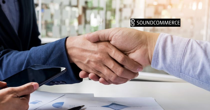 SoundCommerce Closes $6.5 Million Seed Round Led by Defy Partners