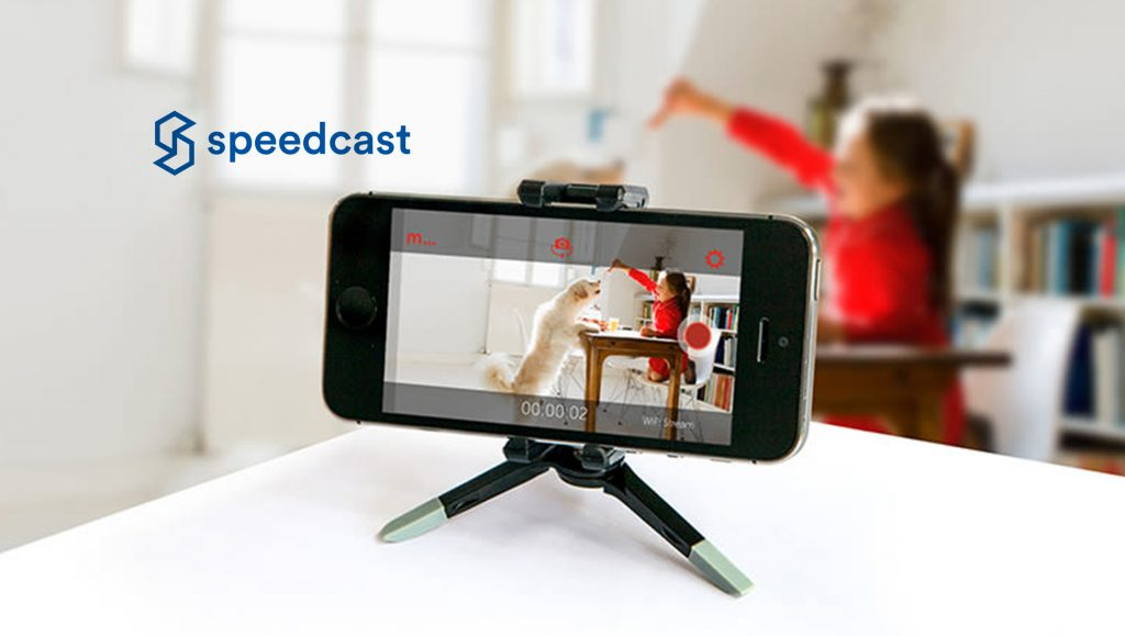 Speedcast and In Aria! Networks Join Forces with Telespazio on Large-Scale, High-Capacity Video Services
