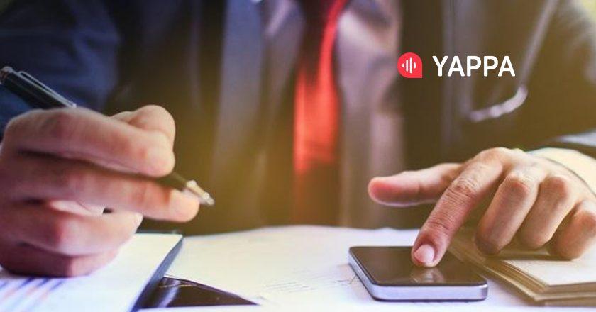 Yappa Selected by Google for New Business Scale Sales Program