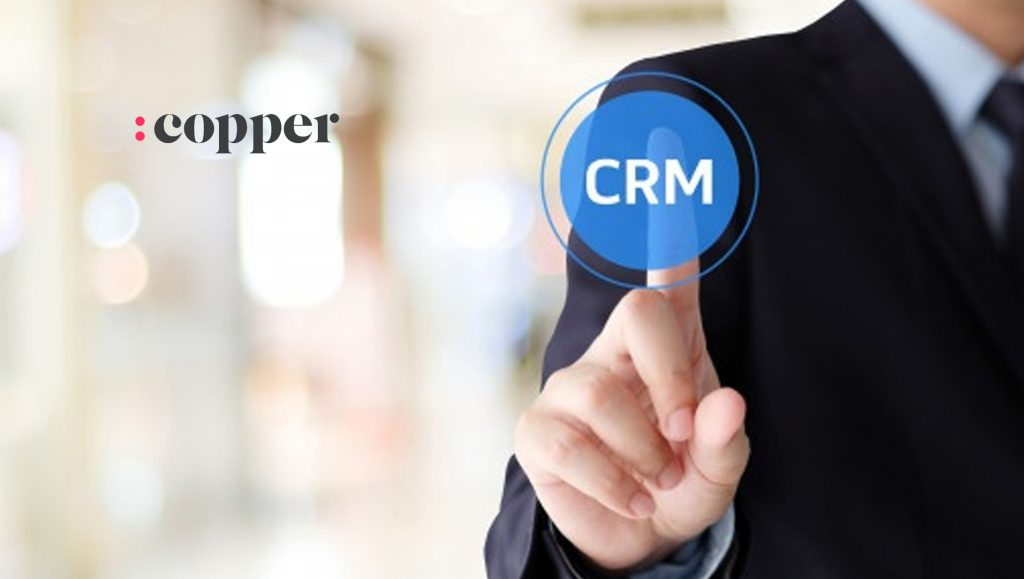 Copper Positioned in Gartner's 2019 Magic Quadrant for Sales Force Automation