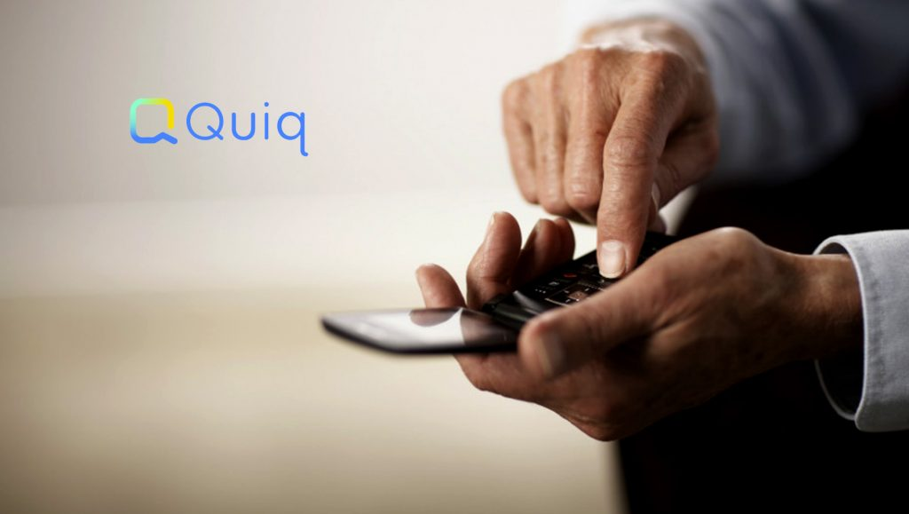 Quiq Raises $12.5 Million to Transform the Way Companies Engage with Customers