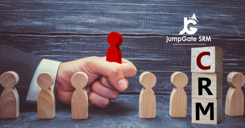 jumpGate SRM Re-Invents Cold-Calling for the Benefit of Company Gatekeepers and Buyers