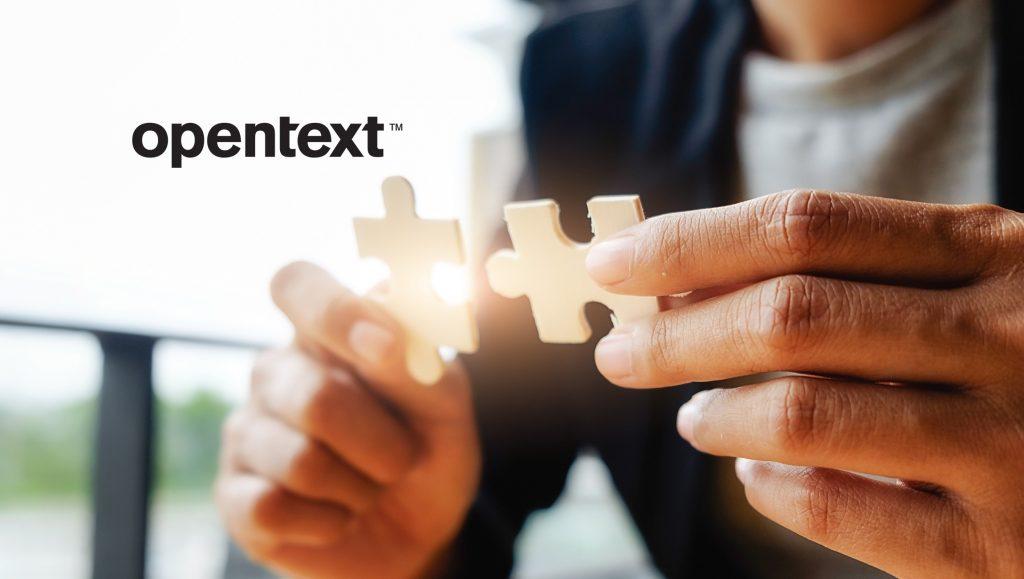 OpenText Expands Strategic Partnership with Google Cloud