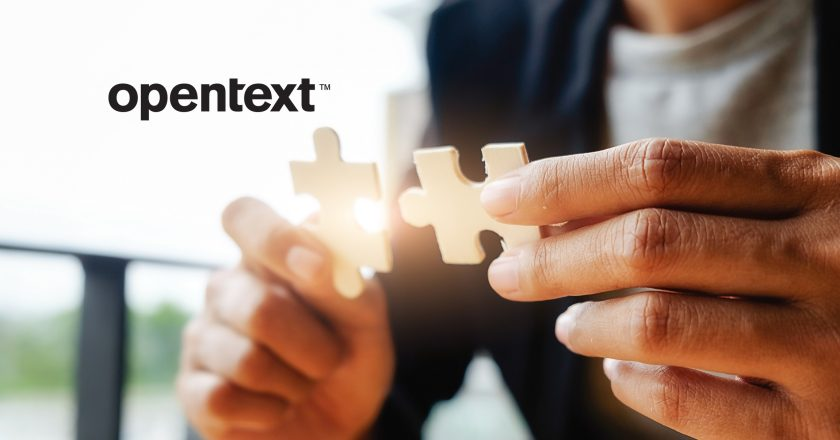 OpenText Expands Strategic Partnership with Google Cloud