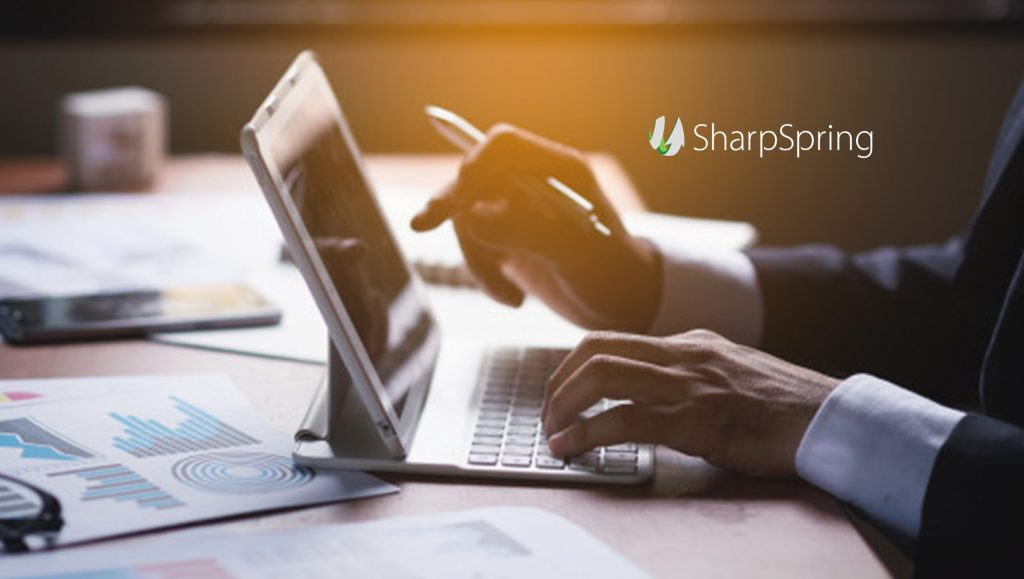 SharpSpring Recognized with Three Major Industry Awards in Less than One Month