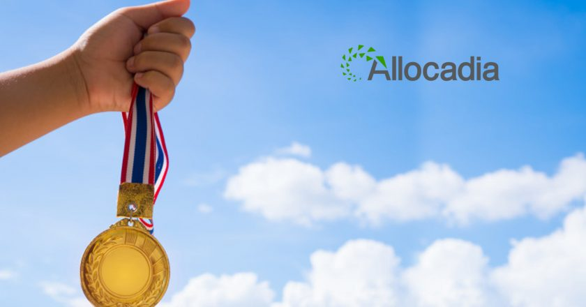 Allocadia Wins MarTech Breakthrough Award for Best Marketing Performance Management Company