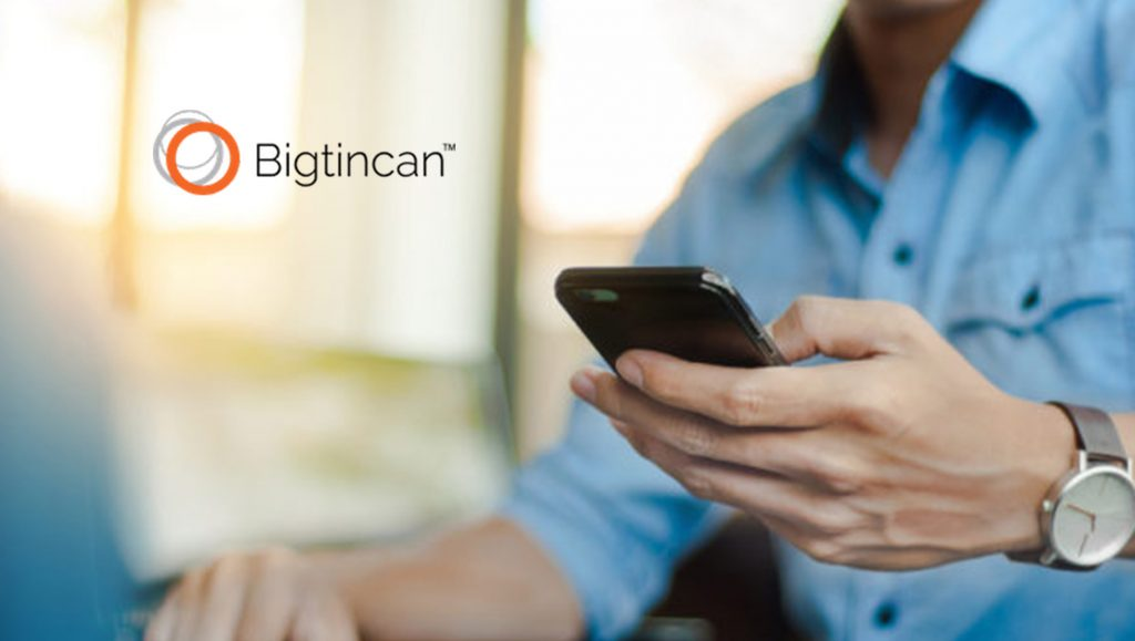 Bigtincan Named in Gartner's Market Guide for Sales Engagement Platforms, Meeting All Identified Capabilities