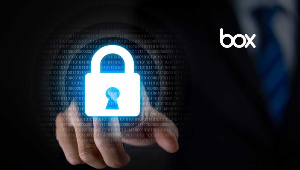 Box Sets New Standard for Intelligent Content Security in the Enterprise With Box Shield