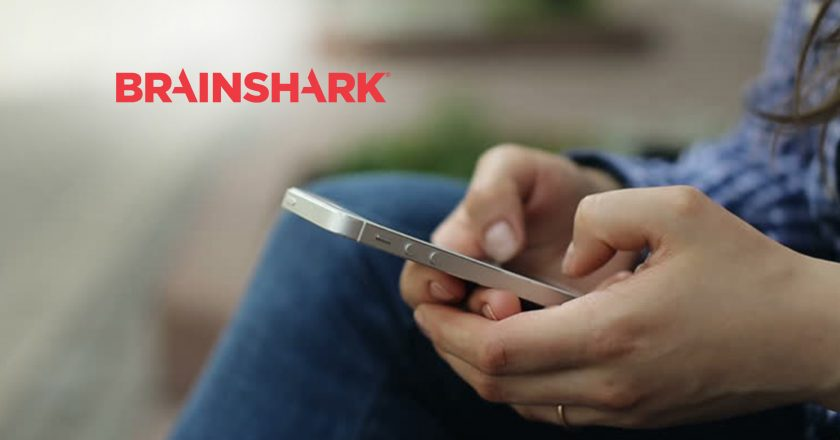 Brainshark Wins in Customer Sales and Service World Awards for Improving Sales Coaching with Artificial Intelligence