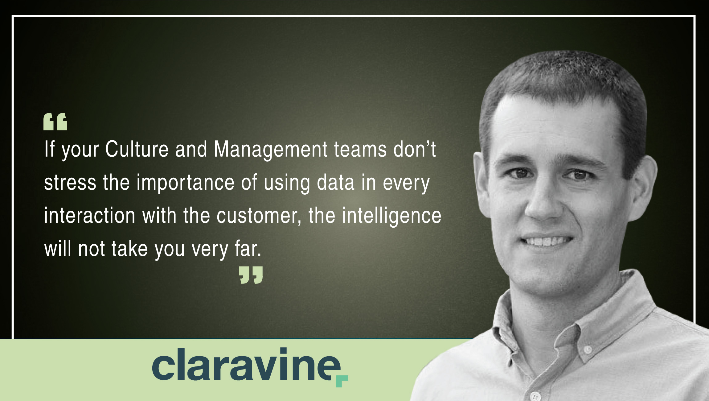TechBytes with Chris Comstock, Chief Product Officer at Claravine
