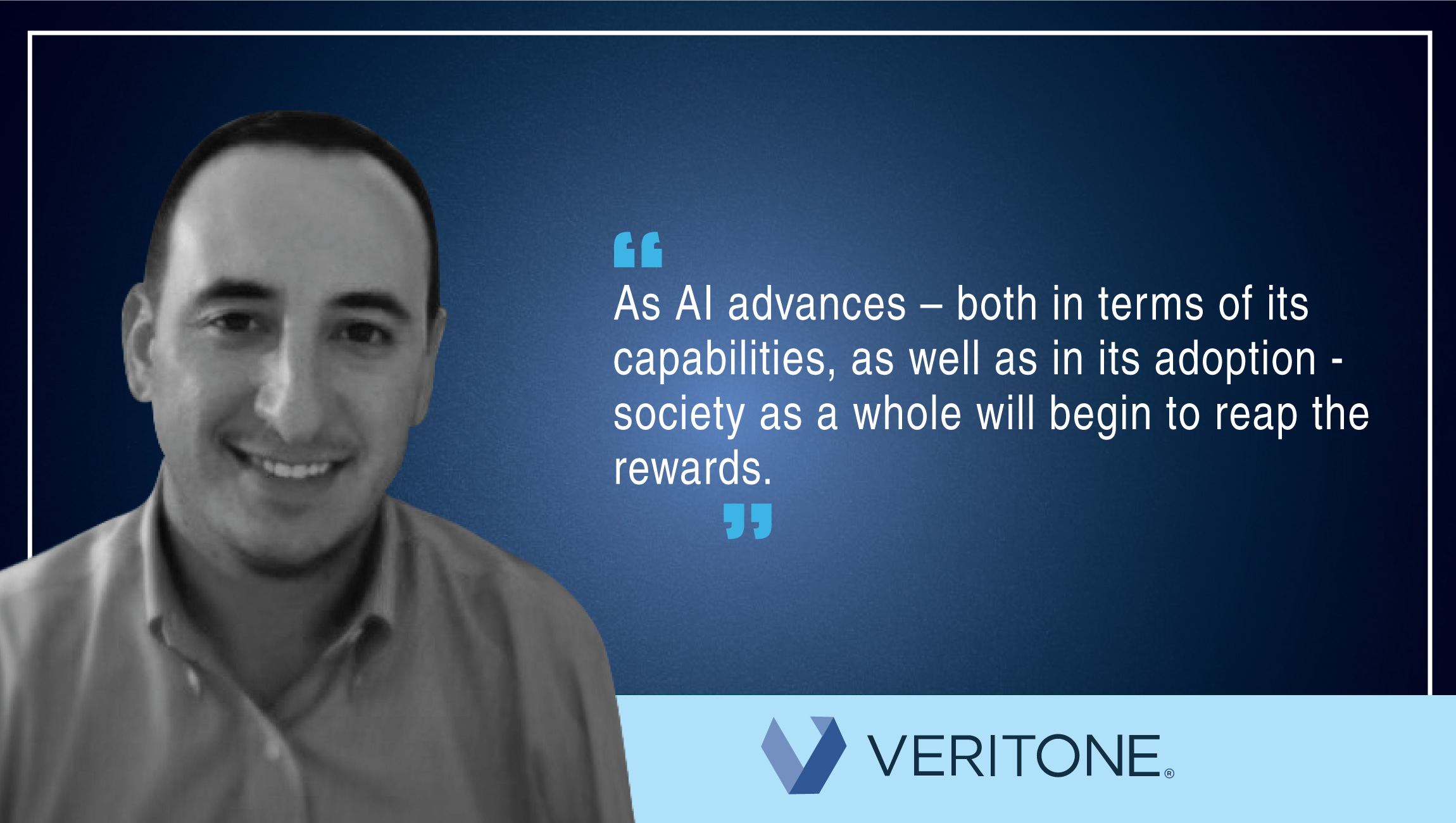 TechBytes with Chris Ricciuti, VP of Product, Financial Services at Veritone
