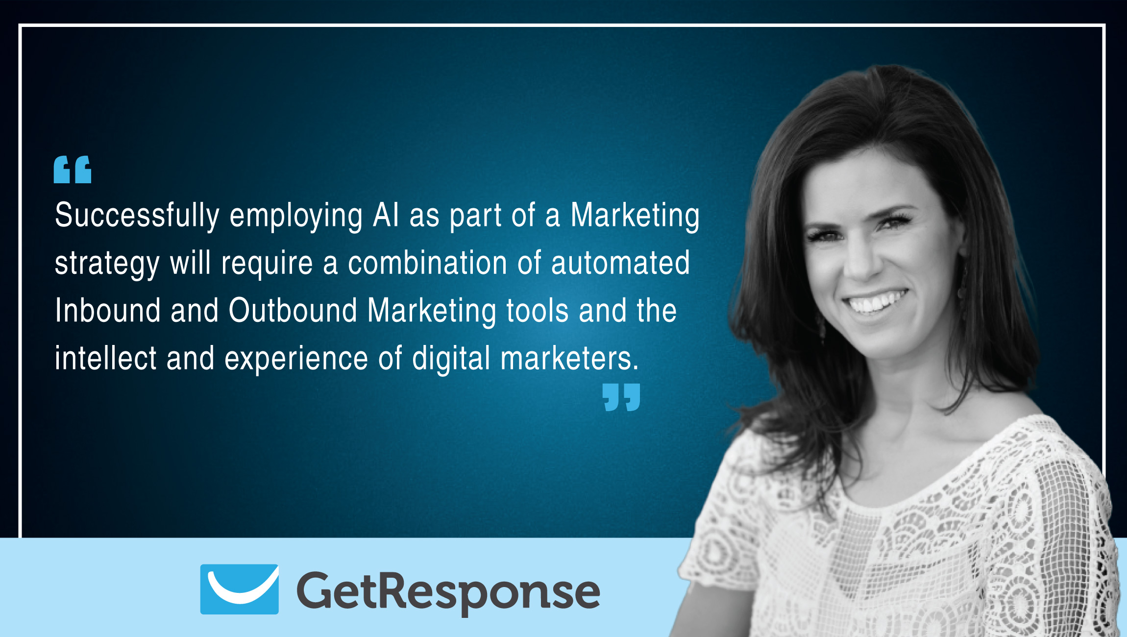 TechBytes with Courtenay Worcester, Director of Marketing at GetResponse