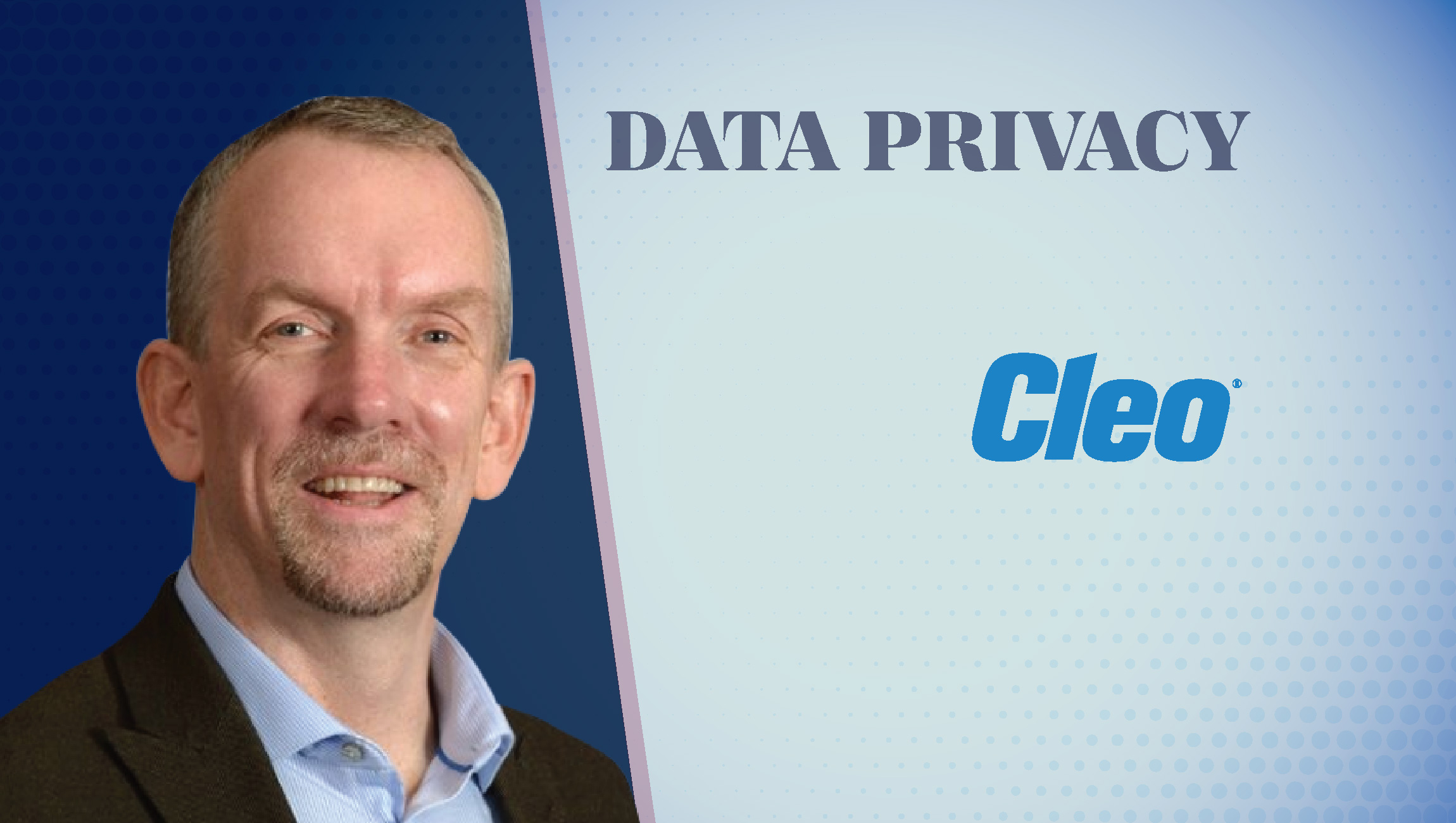 TechBytes with Dave Brunswick, VP of Solutions at Cleo