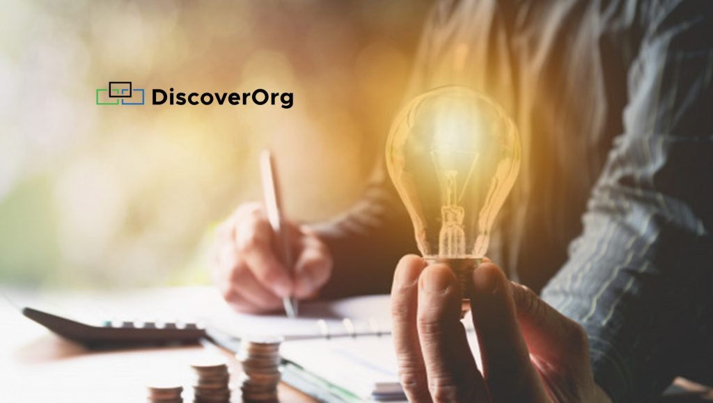 """DiscoverOrg Featured on Selling Power's """"50 Best Companies to Sell For"""" List in 2019"""