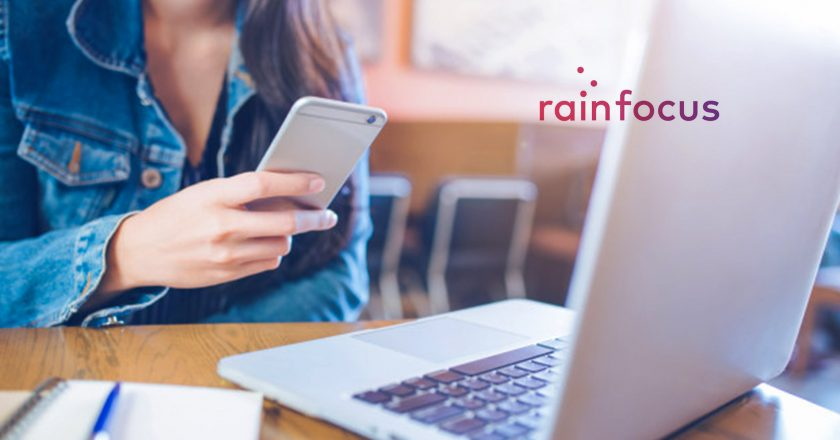 Dream It, Build It - RainFocus Revolutionized Event Design With the Release of Workflow Builder