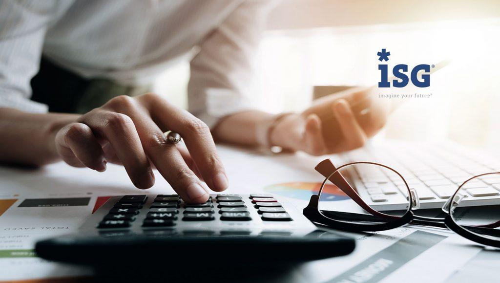 Information Services Group Announces Second-Quarter Financial Results