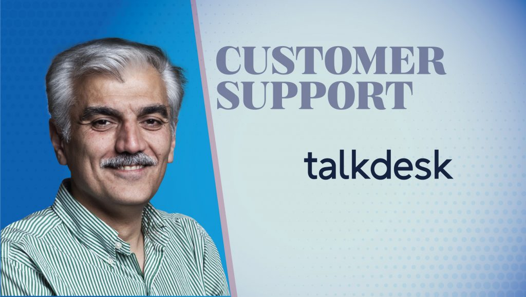 TechBytes with Jafar Adibi, Head of AI and Data Science at Talkdesk