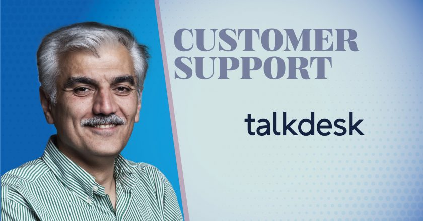 TechBytes with Jafar Adibi, Head of AI and Data Science at Talkdesk