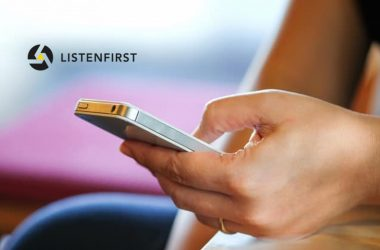ListenFirst Wins 2019 MarTech Breakthrough Award for Best Social Media Monitoring Software