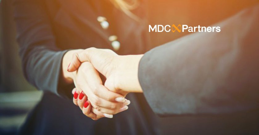 MDC Partners Hires First Central Client Relationship Executive