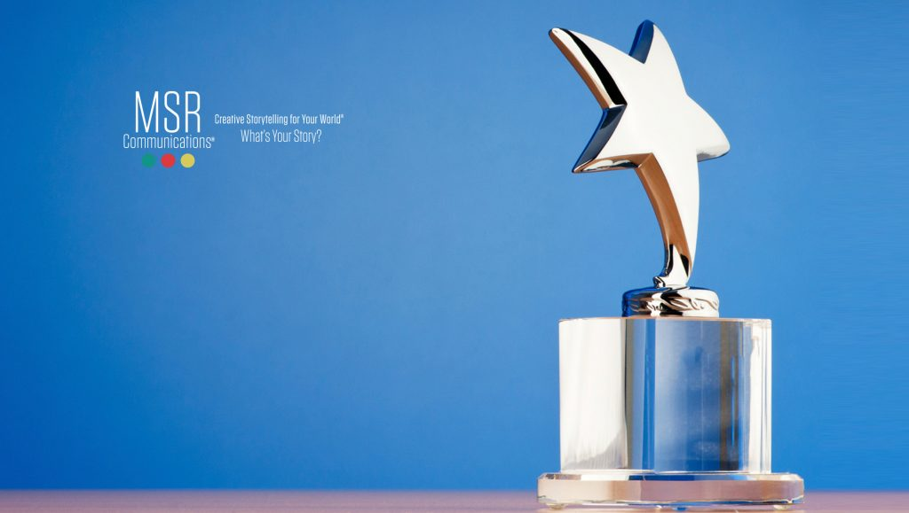 MSR Communications Report on How PR Coverage Impacts SEO Wins LACP Vision Award