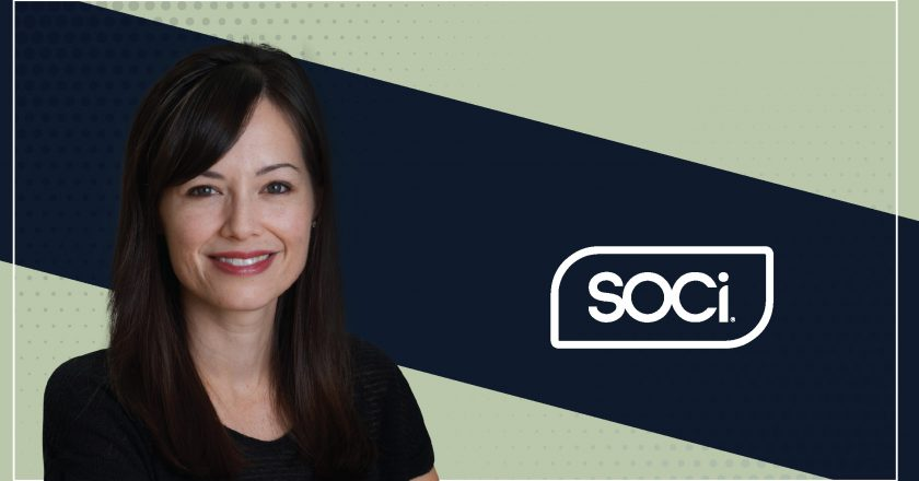 MarTech Interview with Monica Ho, CMO, SOCi