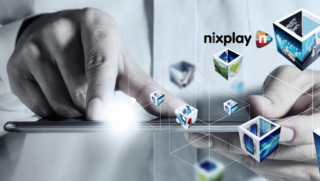 Nixplay Signage and PCCW Global to Collaborate on IoT and Digital Signage