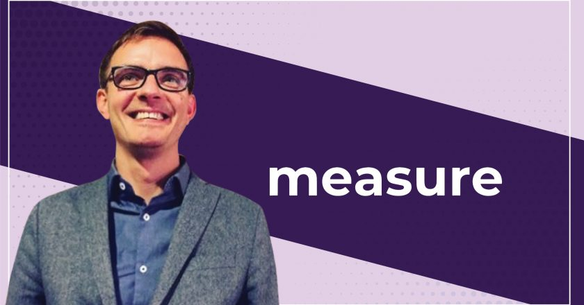 MarTech Interview with Owen Hanks, CEO, Measure Protocol