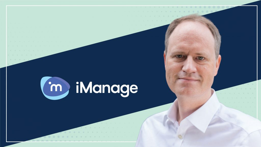 MarTech Interview with Peter Wallqvist, Vice President of Strategy, iManage