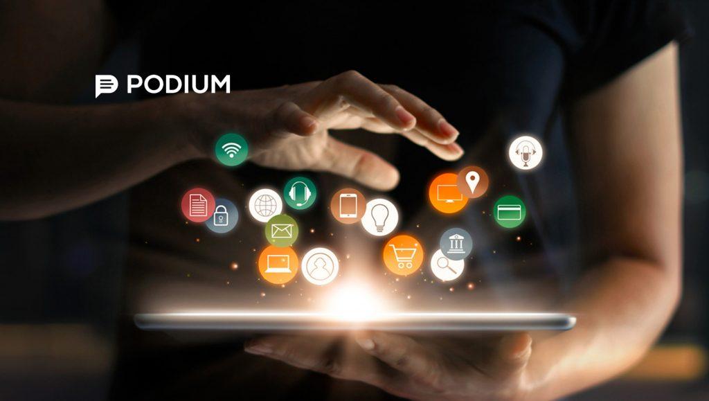 Podium Announces Partnership with Kia Motors America, Inc. in their Social Media & Reputation Management Program