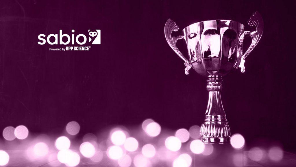 "Sabio's App Science Wins ""Best Behavioral Targeting Platform"" in 2019 MarTech Breakthrough Awards Program"