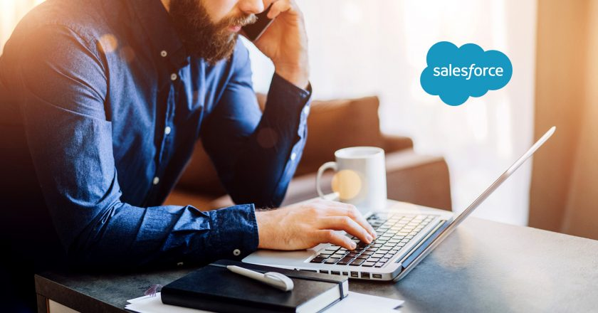 Salesforce Positioned by Gartner as a Leader in the Magic Quadrant for Enterprise Low-Code Application Platforms