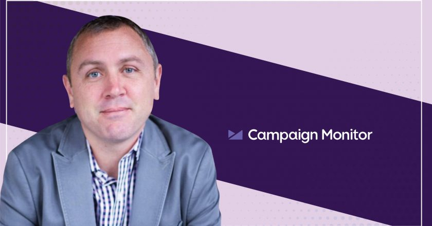 MarTech Interview with Shane Phair, CMO, Campaign Monitor