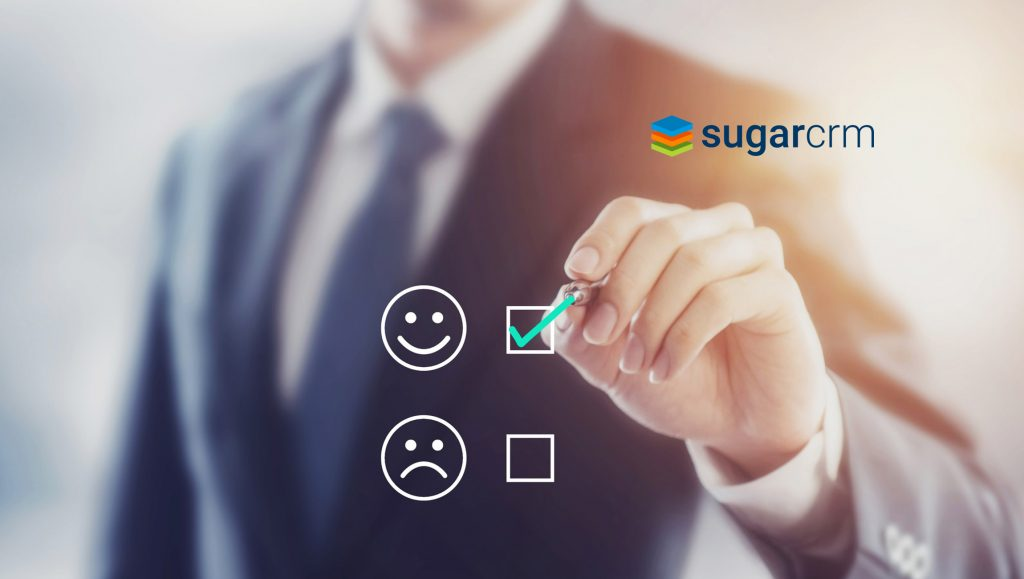 SugarCRM Driving the Future of Customer Experience With Powerful Products and New Vision