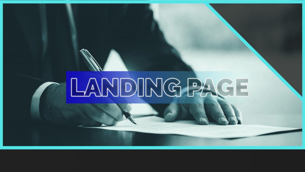 The Ultimate Guide to Landing Page