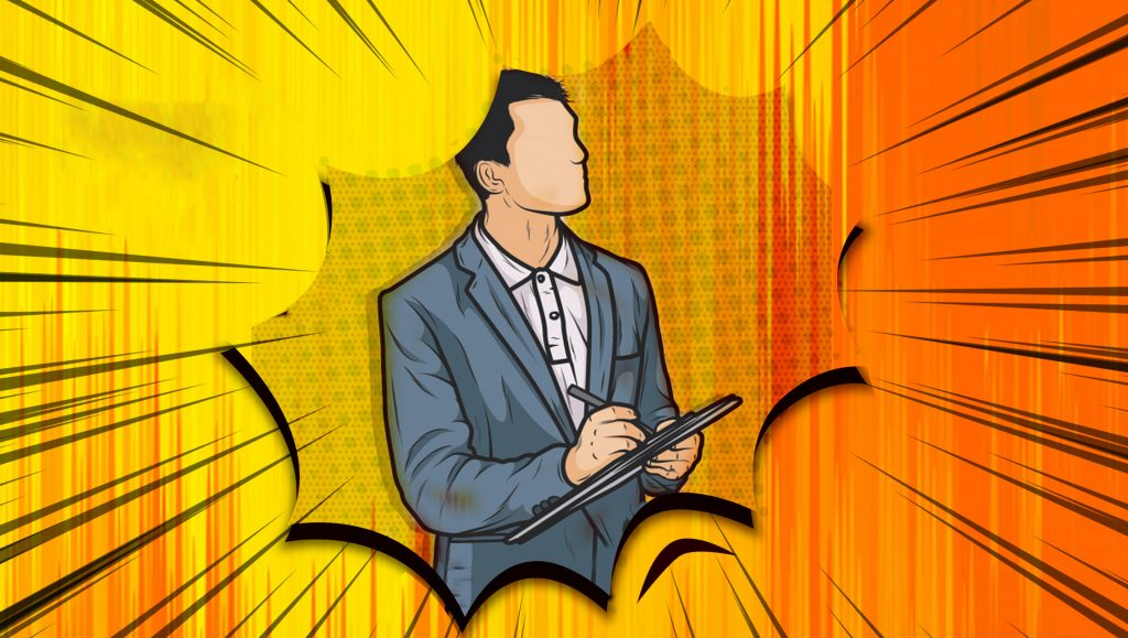 Using Comics to Simplify Business Stories and Communicate Humorously
