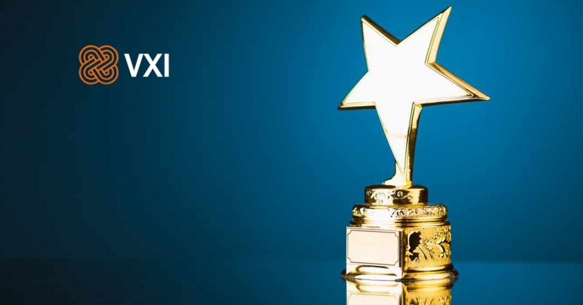 VXI Global Solutions Wins Customer Value Leadership Award from Frost & Sullivan