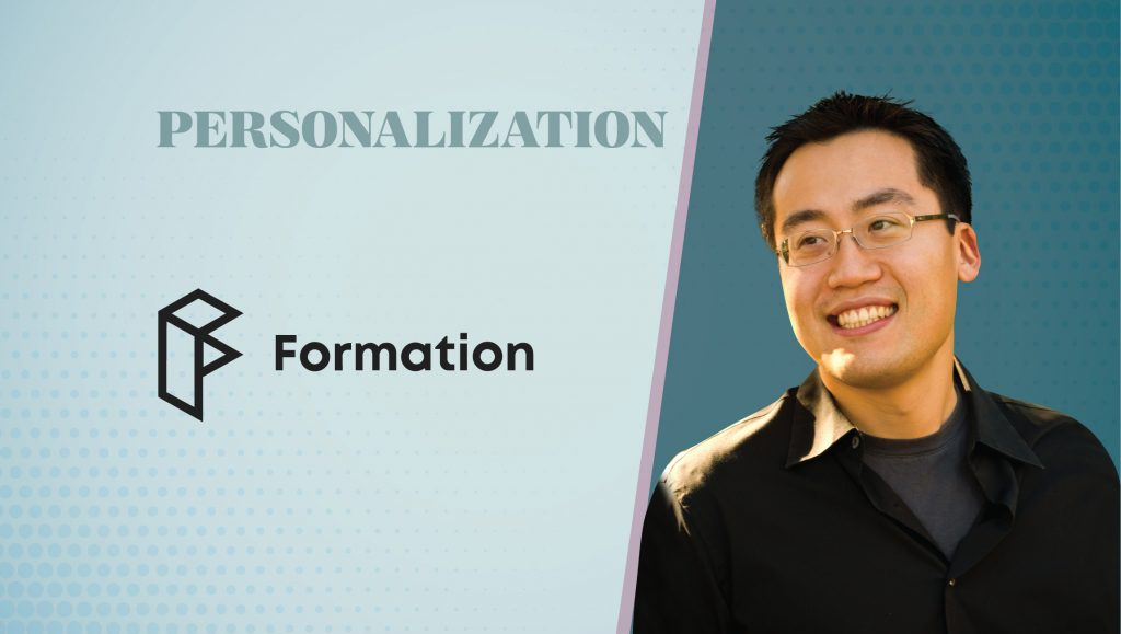 TechBytes with Ya-Bing Chu, VP of Product at Formation