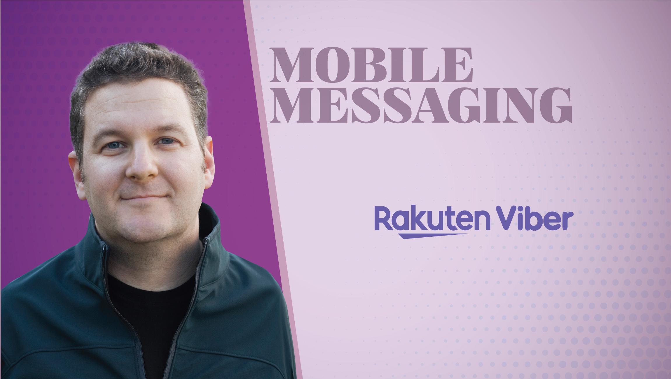 TechBytes with Zephrin Lasker, VP of E-Commerce at Rakuten Viber