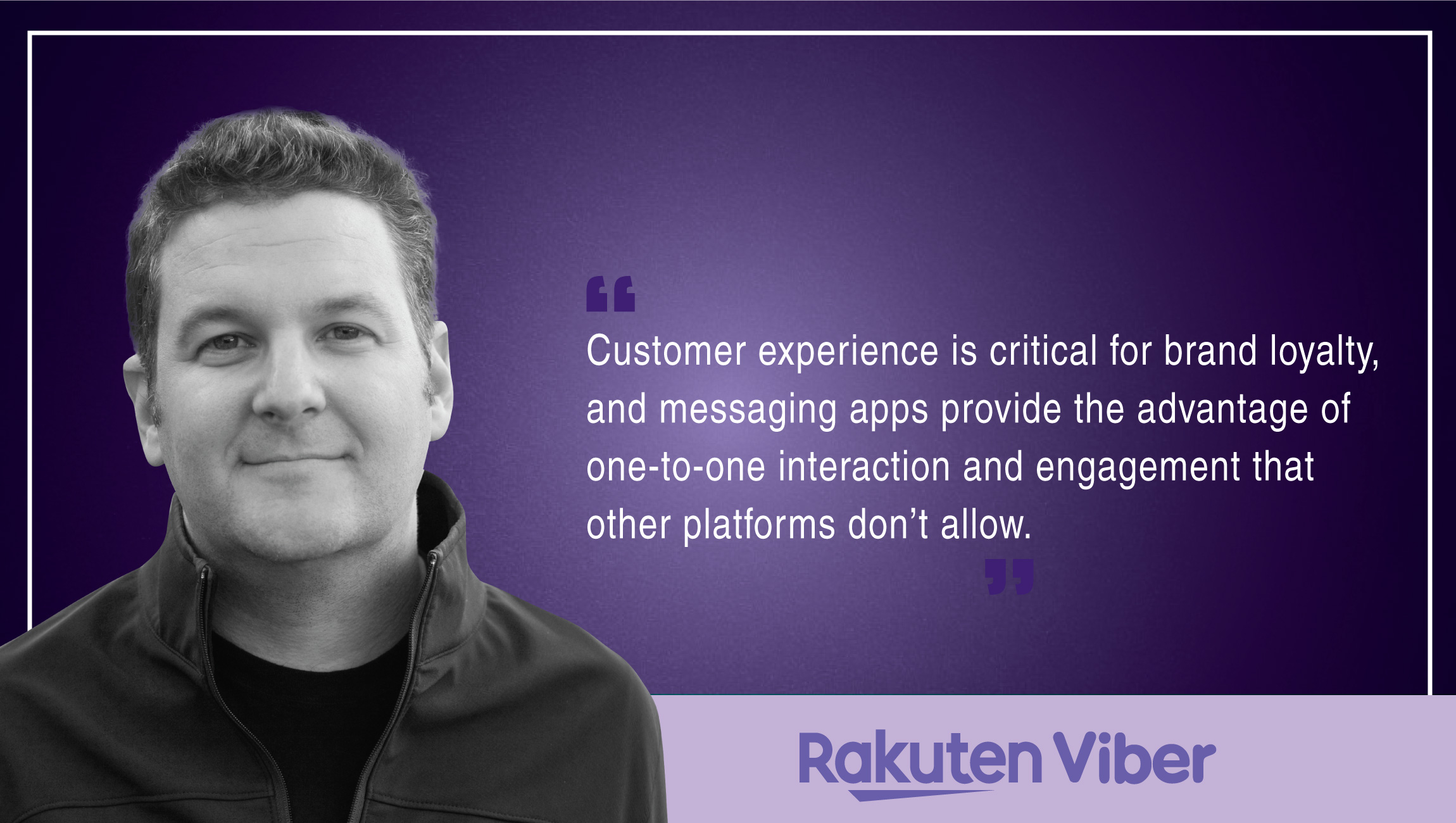 TechBytes with Zephrin Lasker, VP of E-Commerce at Rakuten Viber