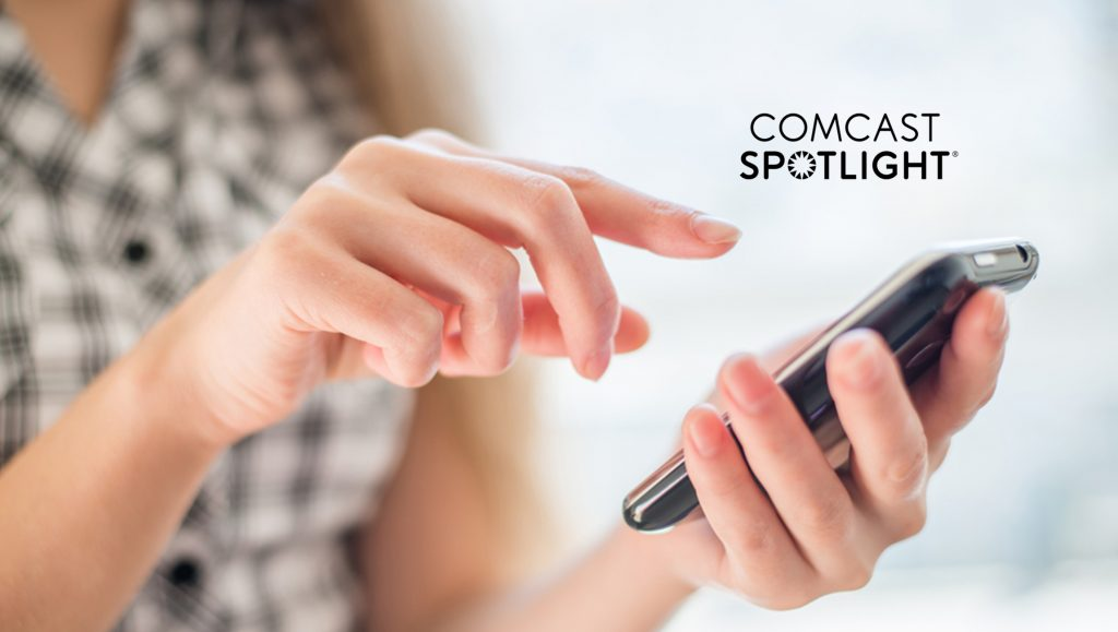 Comcast Spotlight Brings Greater Accountabilty to Local TV Advertising with Launch of New Attribution Solution