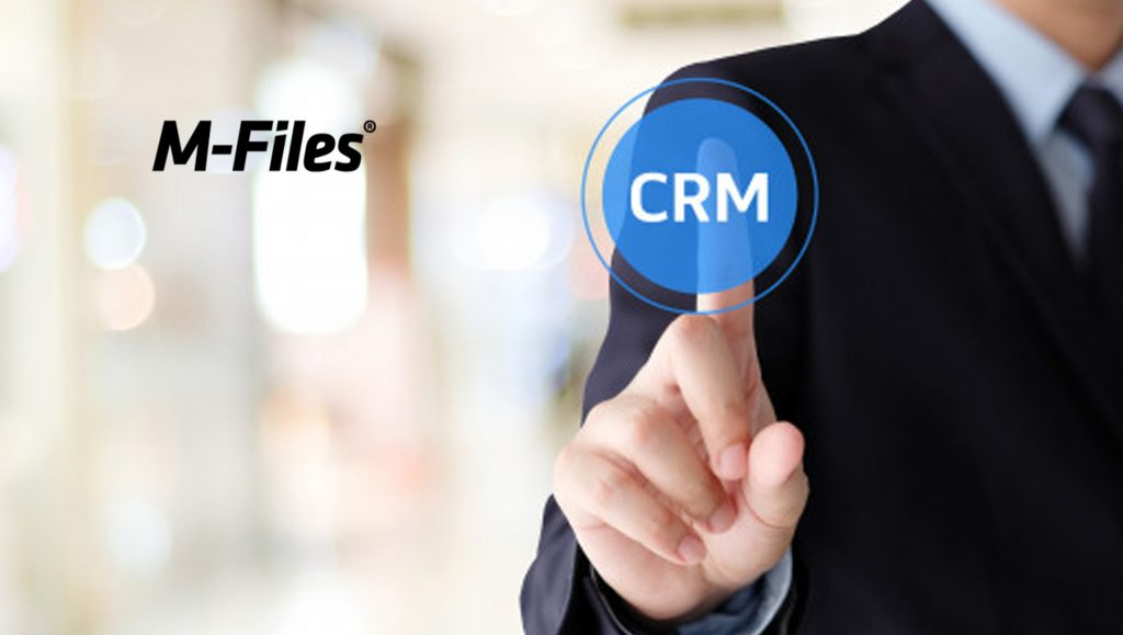 M-Files Extends Google G Suite with Enterprise Content Management and Compliance Support