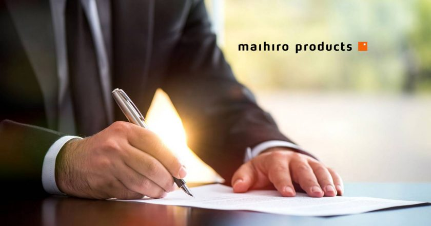 maihiro products GmbH Founded by Spin-Off