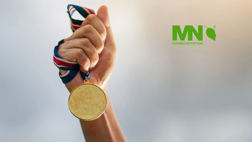 2019 Customer Sales and Service World Awards Recognizes Makers Nutrition