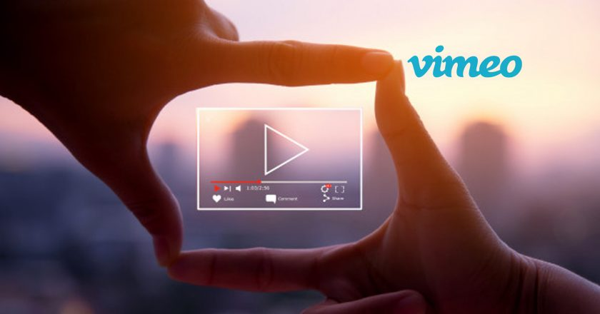 A New Video Communications Solution That Brings the Power of Vimeo to Large Organizations