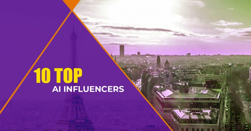 10 Most Popular AI influencers of Europe