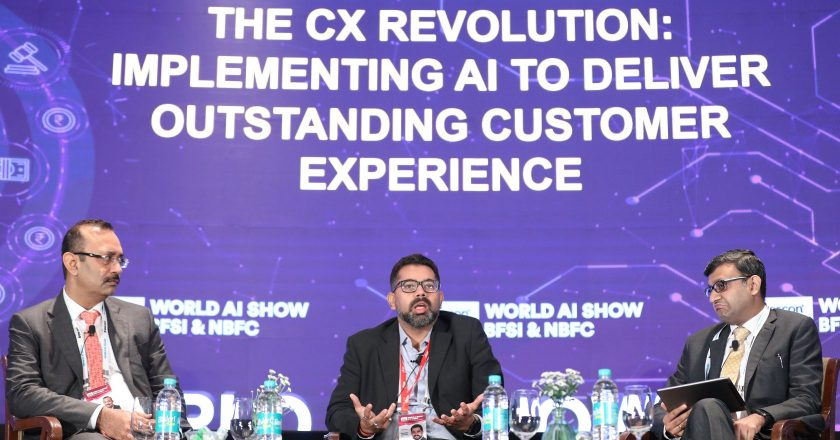 Business Leaders and Tech Experts Discuss Role of AI in India's BFSI and NBFC Sectors