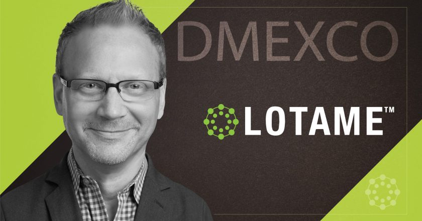 AdTech Pro Adam Solomon of Lotame Chats About #DMEXCO 2019
