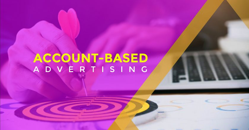 Behavioral Scoring in Account-Based Advertising